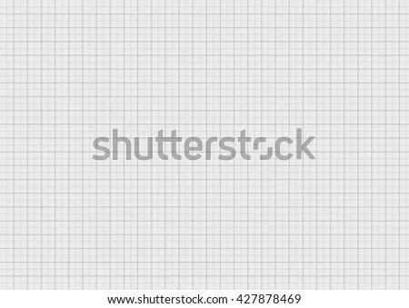 Gray Color Graph Paper On Horizontal Stock Vector (Royalty Free