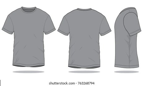 Templates T Shirt Stock Vectors, Images  Vector Art Shutterstock