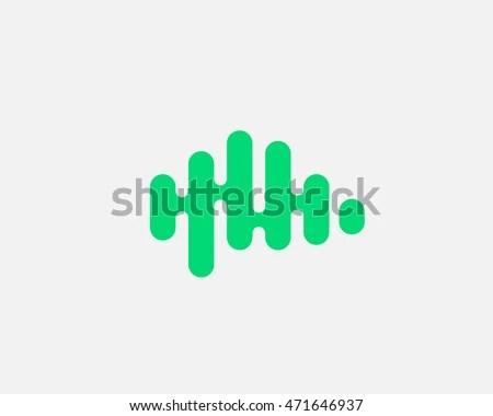 Green Brain Logo Generate Idea Design Stock Vector (Royalty Free