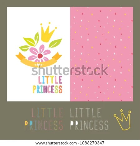 Happy Birthday Card Flower Crown Background Stock Vector (Royalty - Birthday Card Sample