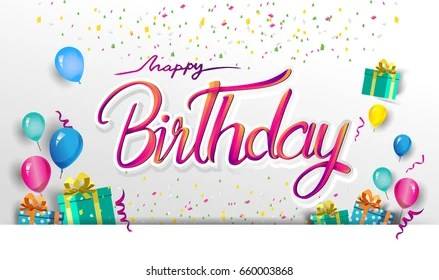 happy birthday Images, Stock Photos  Vectors Shutterstock