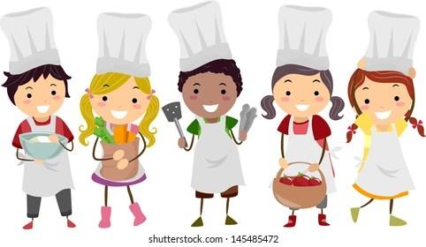 Cartoon Chef Images, Stock Photos  Vectors Shutterstock