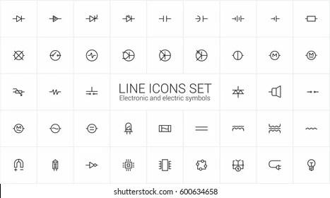 electrical symbols Images, Stock Photos  Vectors Shutterstock