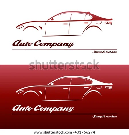 Logo Design Element Business Card Template Stock Vector (Royalty