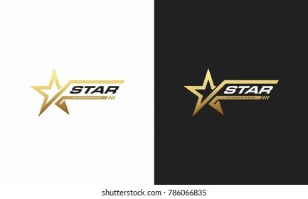 Star Logo Images, Stock Photos  Vectors Shutterstock