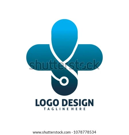 Medic Health Logo Stock Vector (Royalty Free) 1078778534 - Shutterstock