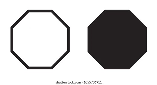 eight sided Images, Stock Photos  Vectors Shutterstock