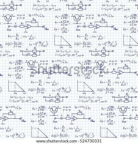 Physics Electronic Engineering Mathematics Equation Calculations