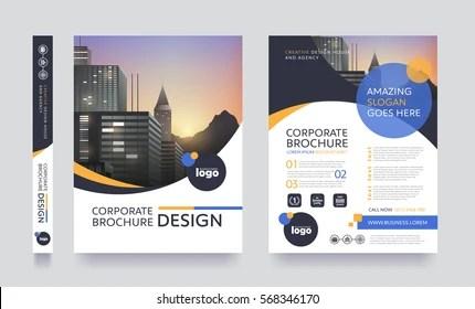 flyer design template Images, Stock Photos  Vectors Shutterstock