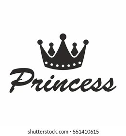 Black Glitter Wallpaper Princess Crown Images Stock Photos Amp Vectors Shutterstock