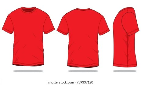 red t-shirt Images, Stock Photos  Vectors Shutterstock