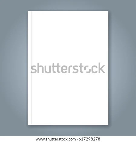 Sample Cover Business Annual Report Book Stock Vector (Royalty Free