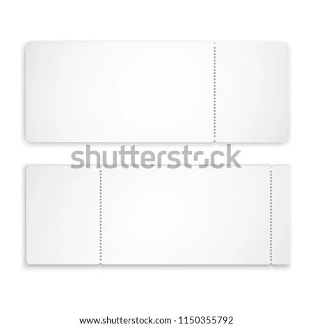 Perforated Ticket Paper (8 Images) u2013 EsCa Prospecial vector