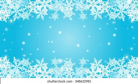 snowflake border Images, Stock Photos  Vectors Shutterstock