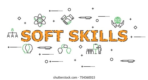 Soft Skills Images, Stock Photos  Vectors Shutterstock - what are soft skills