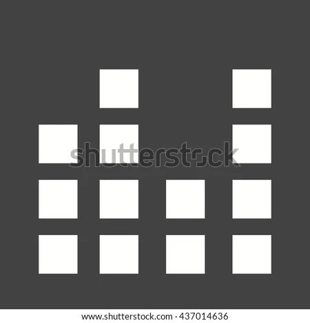 Stacked Bar Chart Stock Vector (Royalty Free) 437014636 - Shutterstock