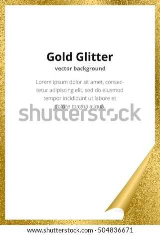 Template Banner Flyer Save Date Birthday Stock Vector (Royalty Free