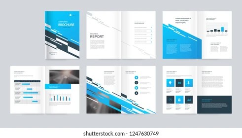 company profile template Images, Stock Photos  Vectors Shutterstock