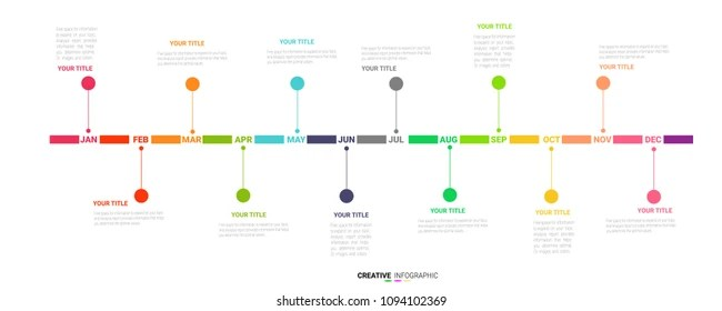Timeline Images, Stock Photos  Vectors Shutterstock
