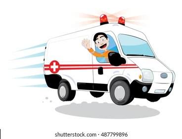 Vintage Car Wallpaper Transparent Cartoon Ambulance Images Stock Photos Amp Vectors