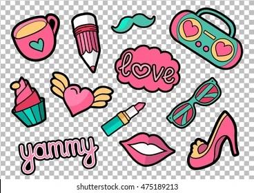 Cartoon Lipstick Images Stock Photos Vectors Shutterstock