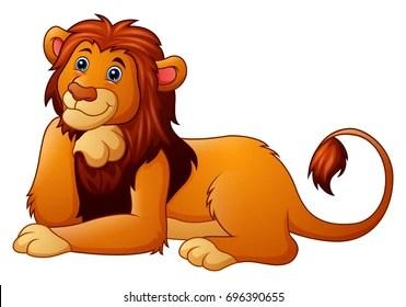 Cute Birthday Wallpaper Lion Cartoon Images Stock Photos Amp Vectors Shutterstock