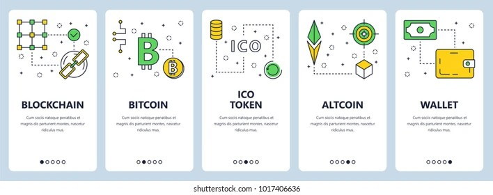 Blockchain Images, Stock Photos  Vectors Shutterstock - wallet designs templates
