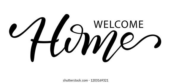 Welcome Home Flyer Images, Stock Photos  Vectors Shutterstock