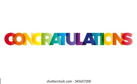 congratulations banner Images, Stock Photos  Vectors Shutterstock