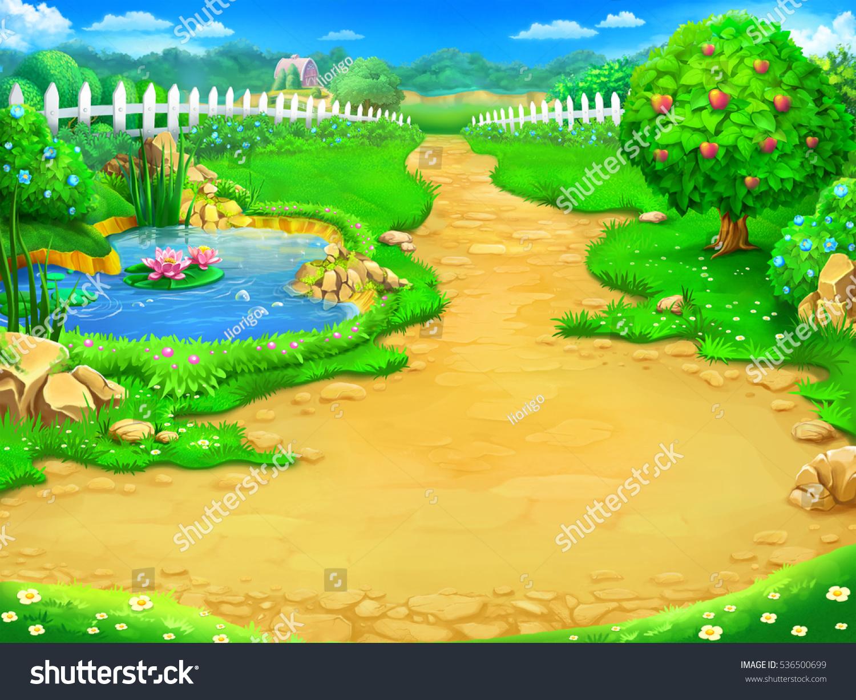 3d River Wallpaper Online Image Amp Photo Editor Shutterstock Editor
