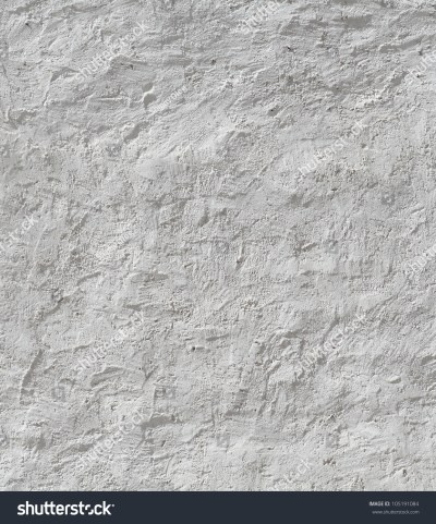 Background With White Plaster Wall With Uneven Surface Stock Photo 105191084 : Shutterstock
