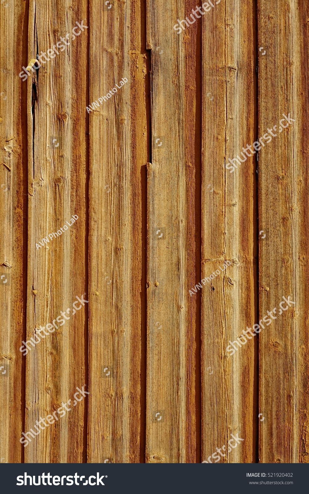Vertical Wood Slat Wall Barn Wooden Wall Planking Texture Reclaimed Stock Photo Edit Now