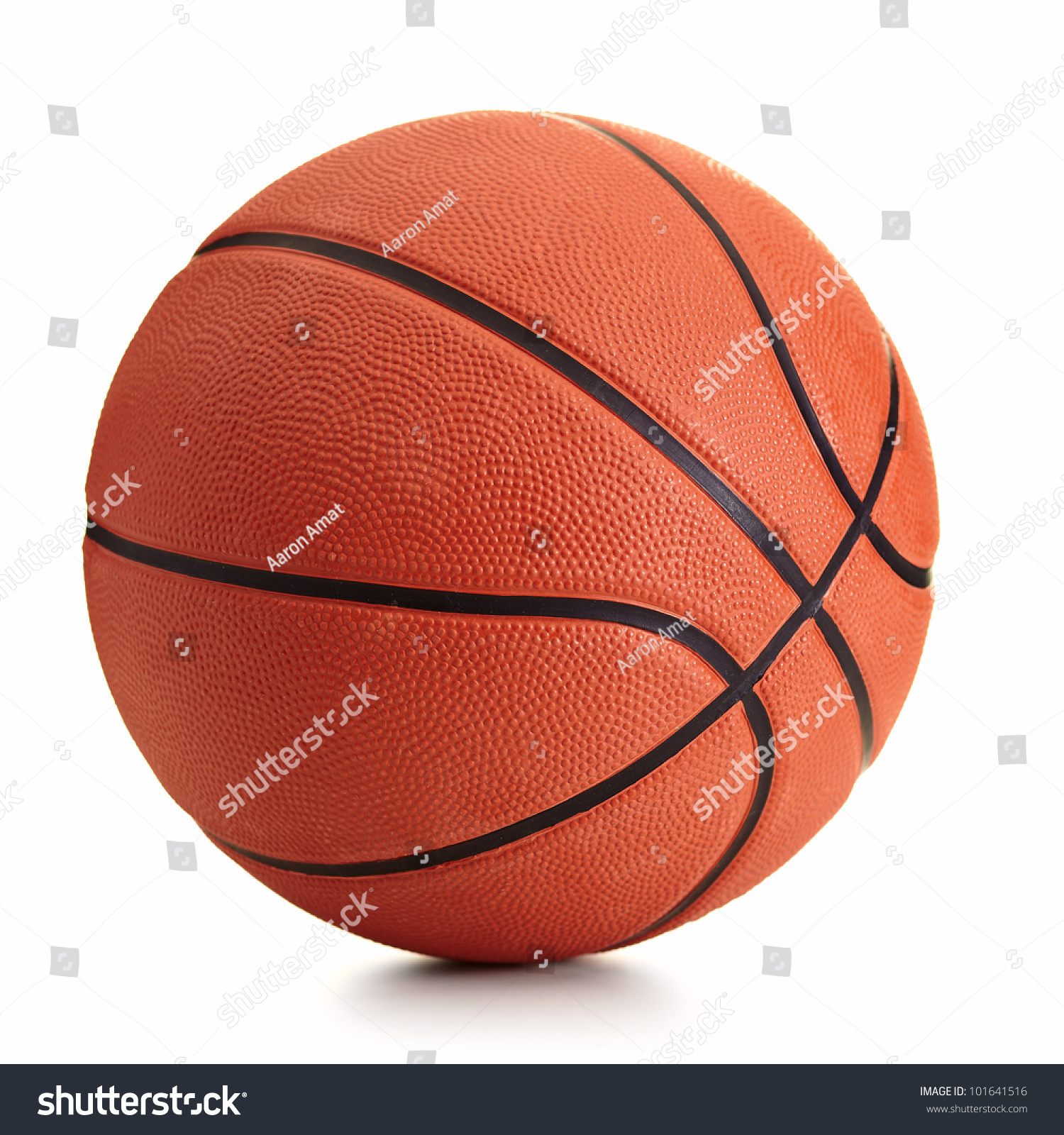 Basketball Ball Basketball Ball Over White Background Stok Fotoğraf Şimdi Düzenle