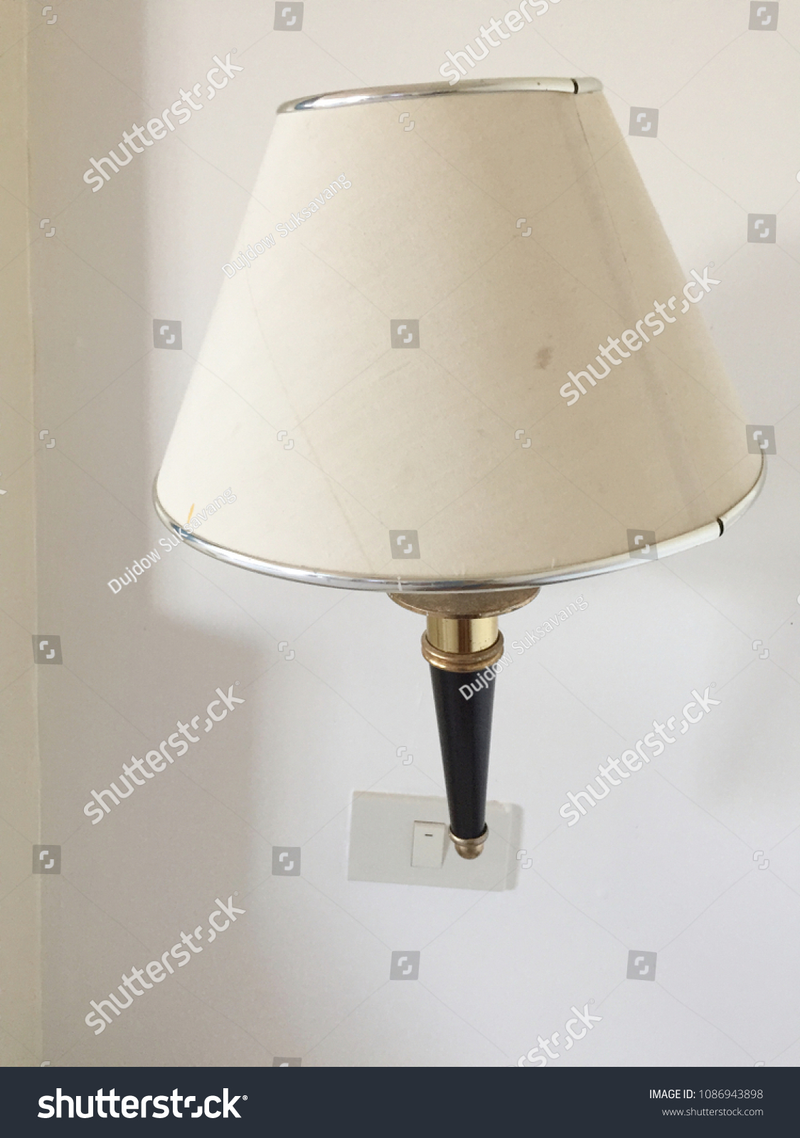 Beautiful Lamps For Bedroom Beautiful Color Lamps Bedroom Stock Photo Edit Now 1086943898