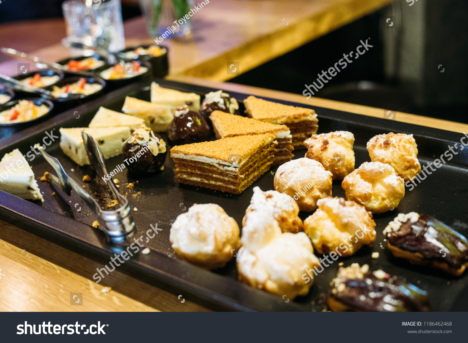 Haarlem Sushi Breakfast Buffet Concept Breakfast Time Luxury Stock Photo Edit