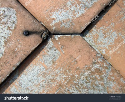 Eternit Asbestos Old Tiles Old Tiles Stock Photo 1402305 - Shutterstock