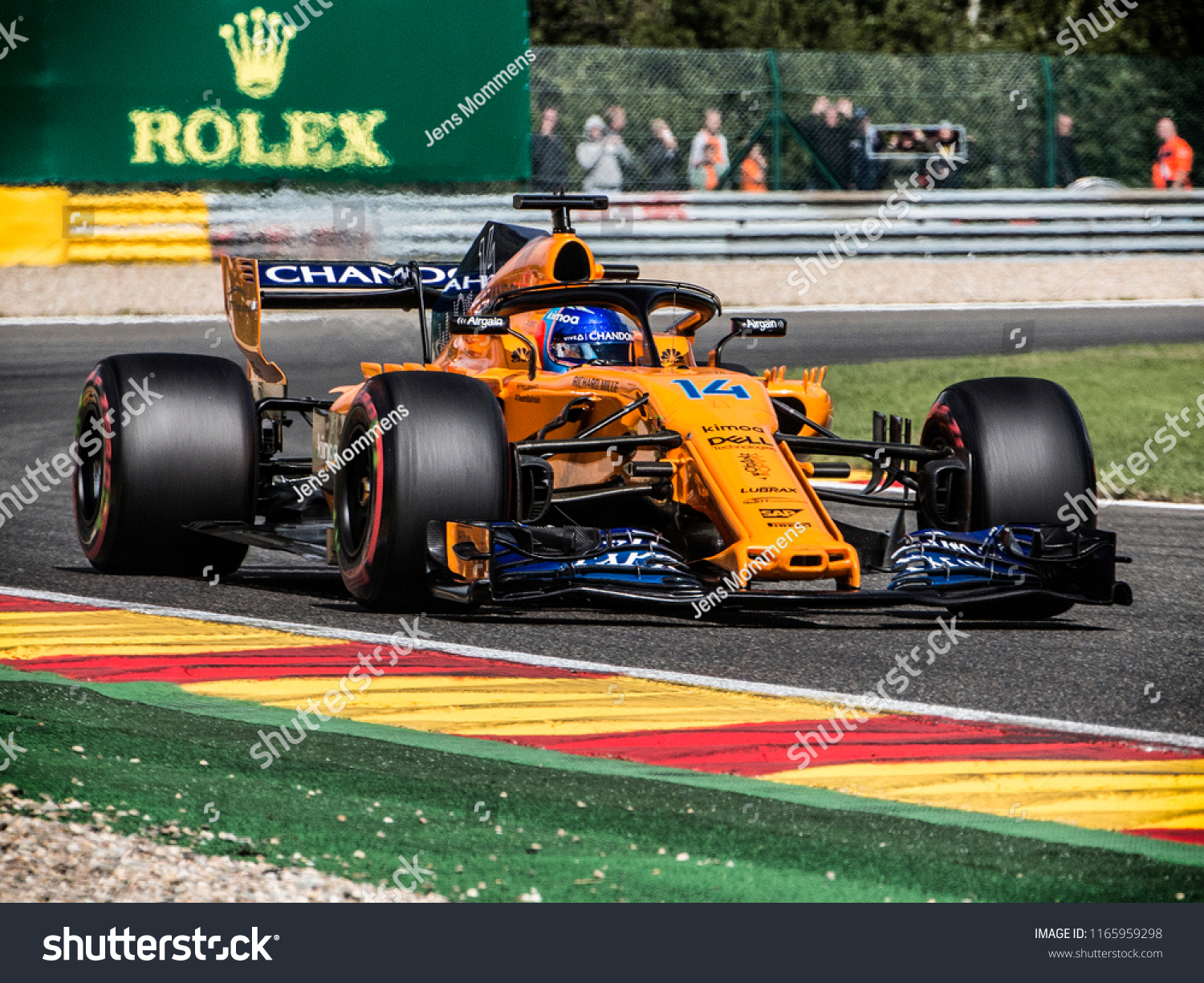 Fernando Alonso F1 Grand Prix Fernando Alonso Mclaren F 1 Mcl 33 During Stock Photo Edit Now