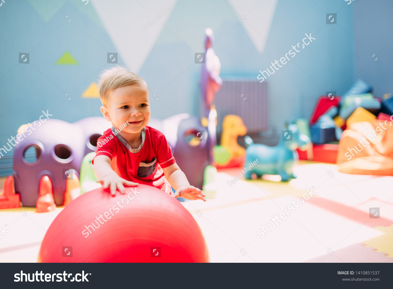 Toddler 2 Years Old Birthday Happy Laughing Boy 12 Years Old Stock Photo Edit Now