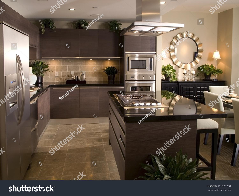 kitchen interior design ture stock images photos living room interior decoration kitchen interior designs