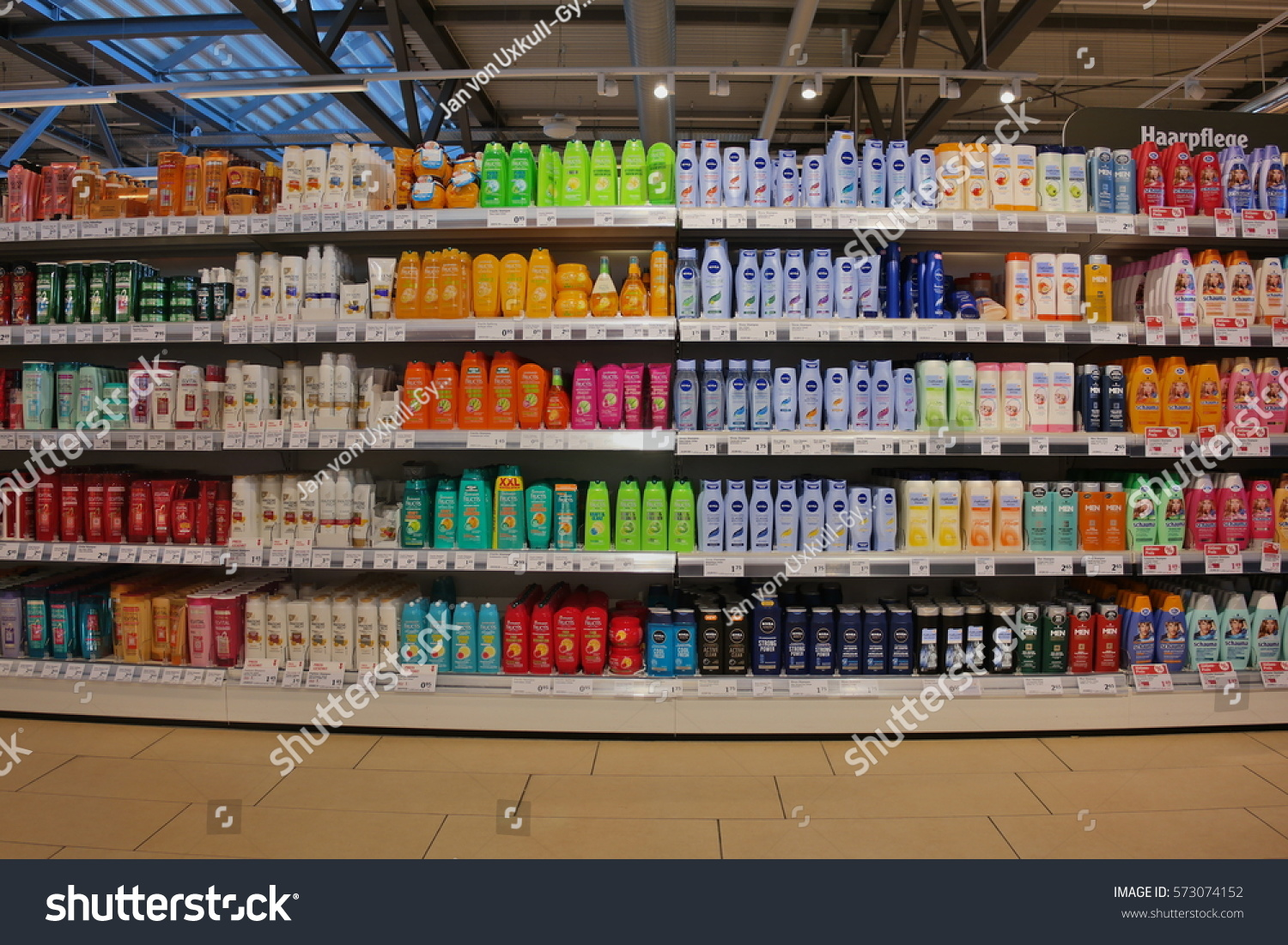 Copy Shop Koblenz Koblenz Germany January 18 2017 Shelf Stock Photo Edit Now