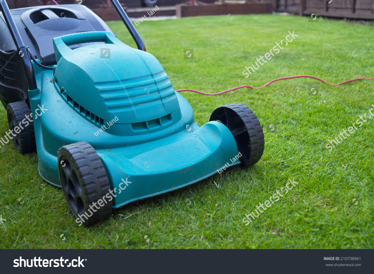 Lawn Mower London Ontario Lawn Mower Stock Photo Edit Now 210738961 Shutterstock