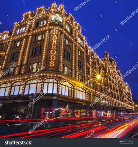 Uk Based Department Stores