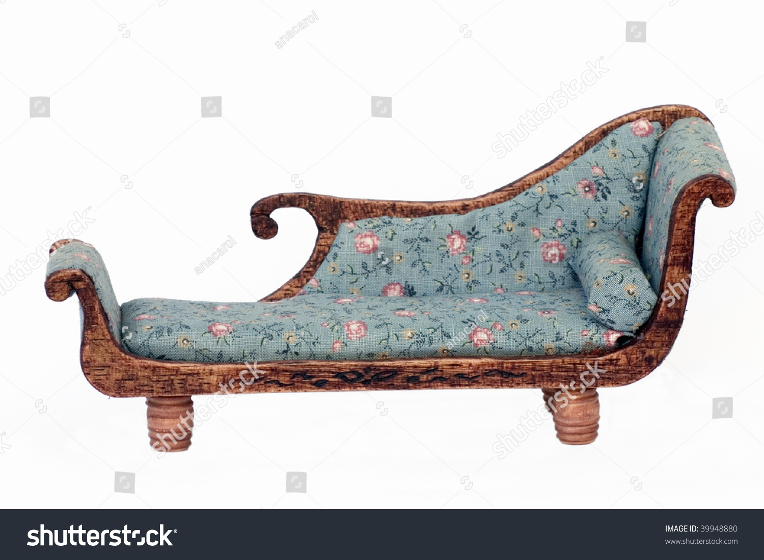 Chaise Design Miniature Miniature Chaise Longe Stock Photo Edit Now 39948880
