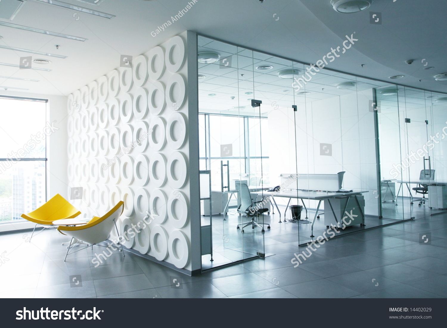 Interior Designs Images Office Interior Stock Photo 14402029 Shutterstock