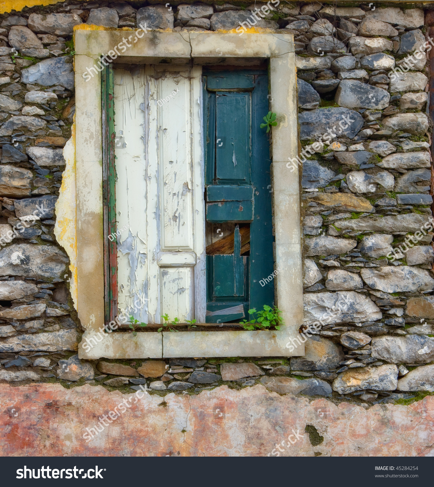 Beautiful Doors For Homes Old Beautiful Door In House In Portugal Stock Photo