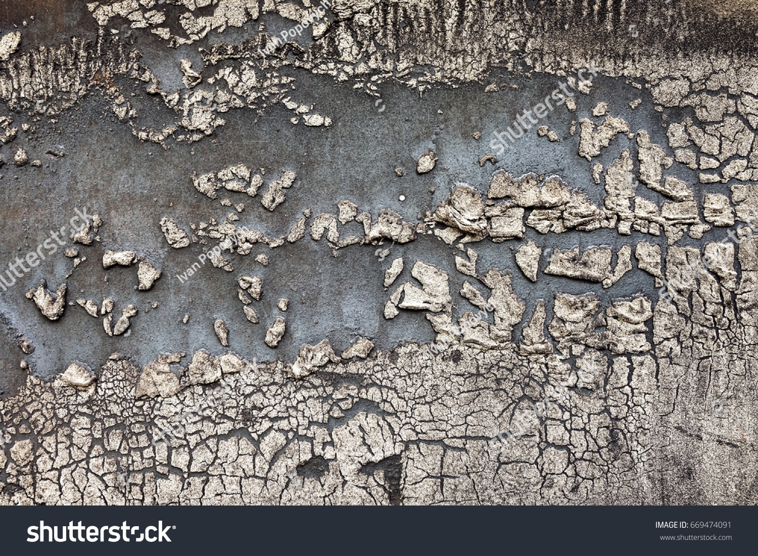 Roofing Tar Old Felt Roofing Tar Fragment Abstract Stock Photo Edit Now
