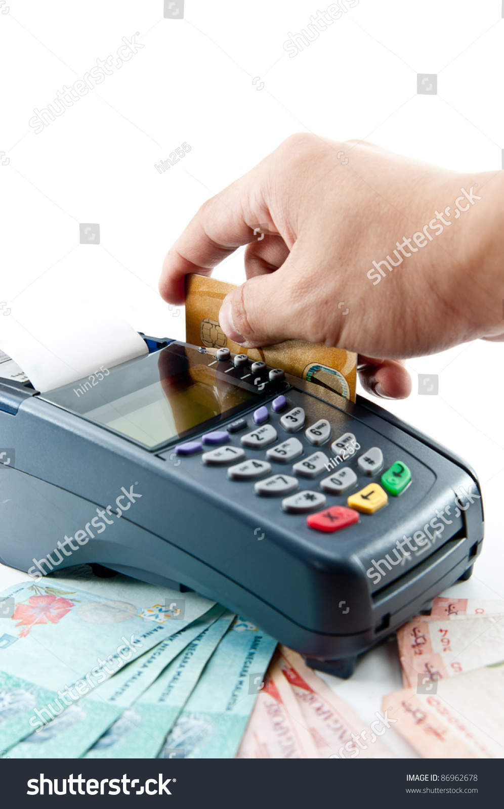 calculating credit card payment