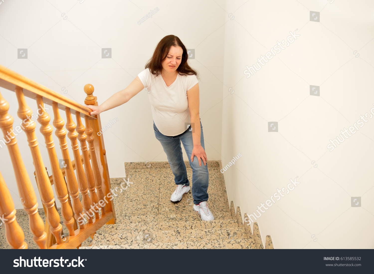 Difficulty Walking After Standing Up
