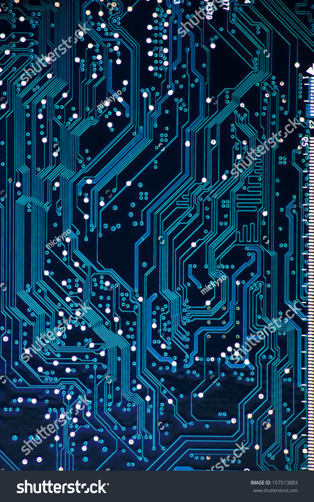 Printed Circuit Board Red Stock Image Auto Electrical Wiring Diagram Images 7251734 Photo 157513883