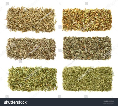 Dried Thyme Versus Fresh